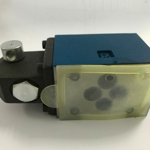 hydraulic directional control valve with mechanical and manual operation 4wmm6