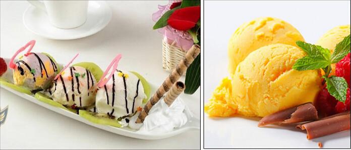 Business Desktop Hard Ice Cream Machine Ice Machine Hard Ice Cream Maker