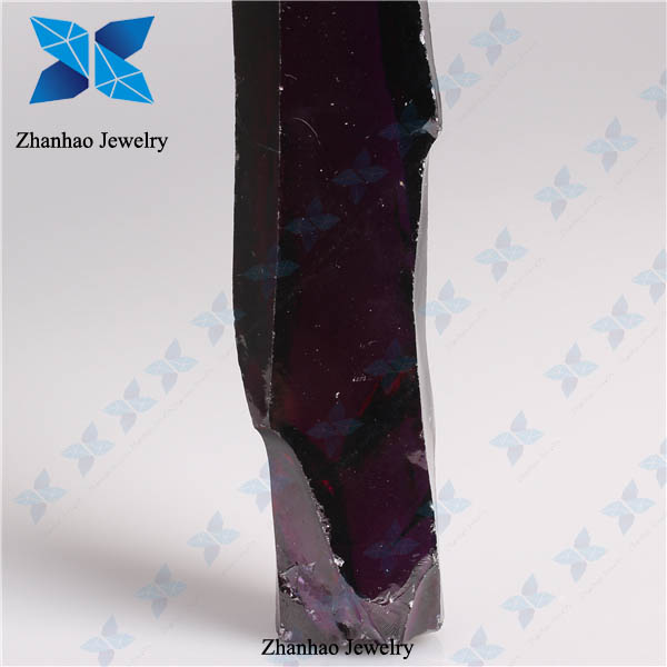 synthetic cubic zirconia rough amethyst prices