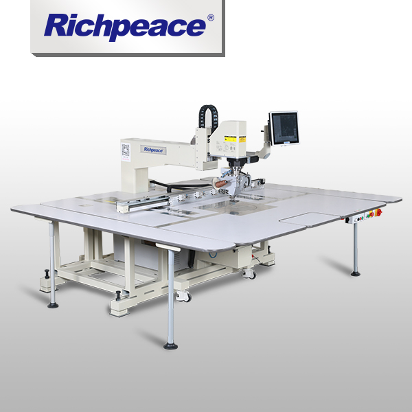 Richpeace Automatic 360-Degree Roate Single Needle  Sewing Machine
