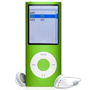 Promotional gift digital Mp3 Mp4 Player Support Recorder FM Radio E-Book and Calendar with TF Card Slot user manual