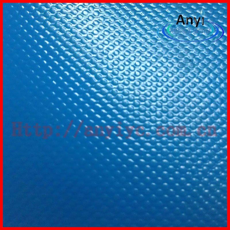 Licht blau nicht slip vinylhaut pvc teichfolie anti for Poolfolie blau