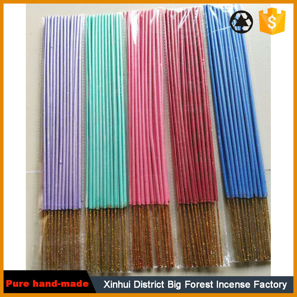 "Factory price 16"" 6mm indian incense stick"