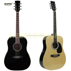 basswood Acoustic,41inch guitar full size guitar,folk guitar