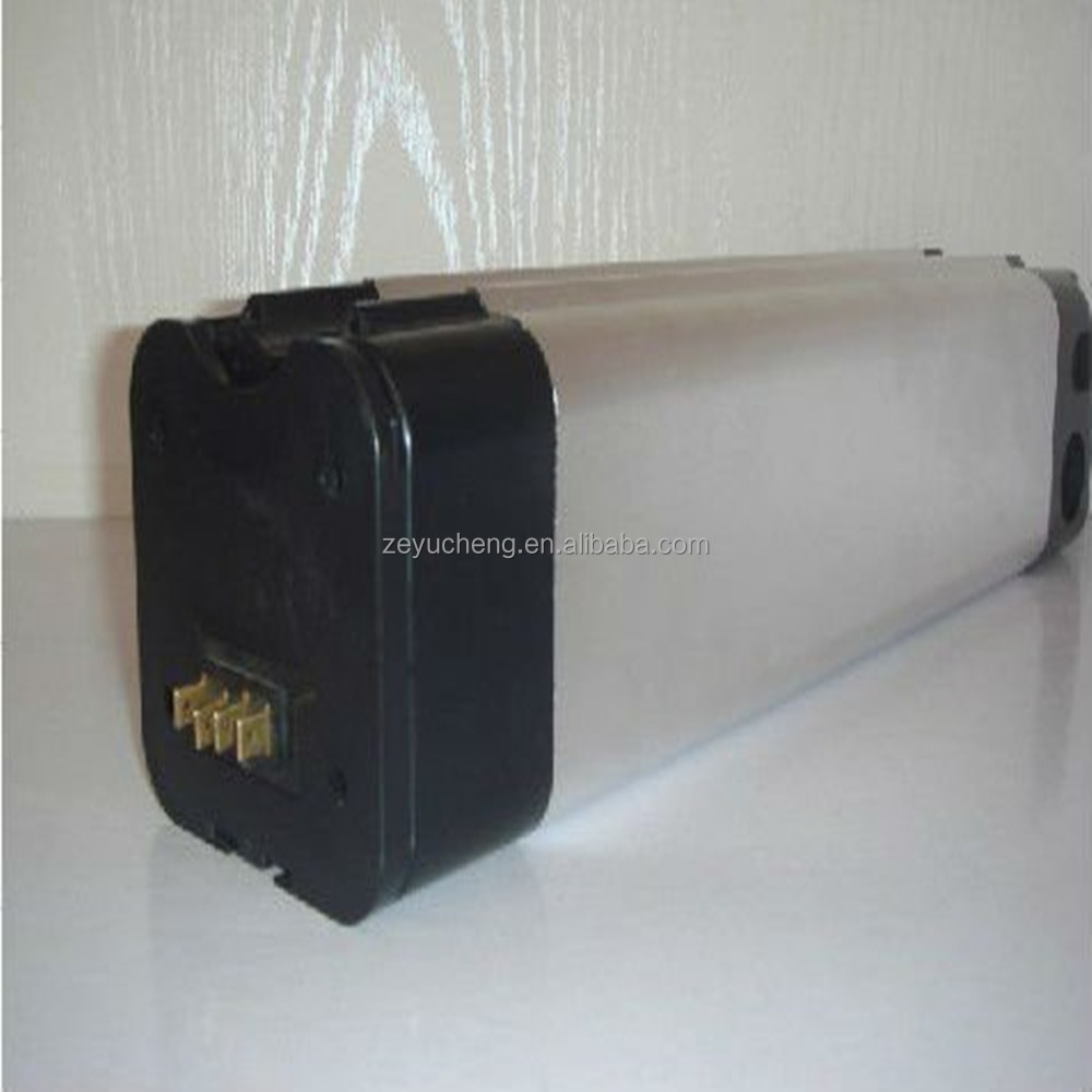 Hot selling rechargeable 48v 15ah lifepo4 battery for electric bike