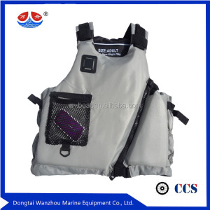 ballistic EPE foam kayak life jacket for fine