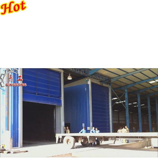 DH Manually Q26 Grit sand abrasive blasting room and booth for sale with paint spray line