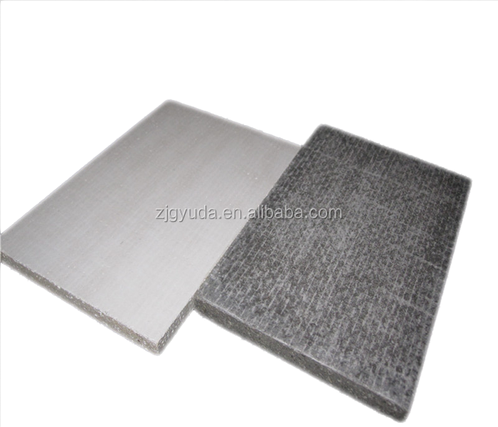 ZJGLEADER большое огнестойкий материал лист СМЛ стекломагниевый лист