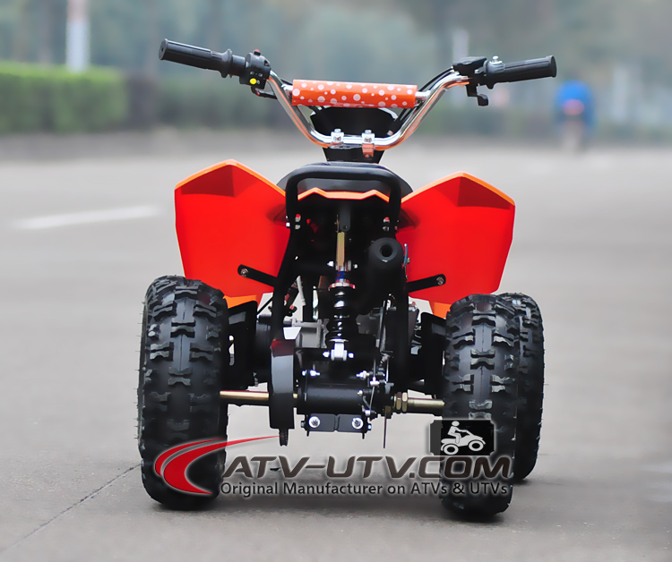 Chinese factory supply kids 49cc quad atv for sale