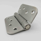 4 inch stainless steel self closing spring hinge heavy duty spring loaded hinge
