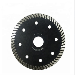 105x7x20mm 1.2mm thickness 7mm height diamond saw blade for cutting tile