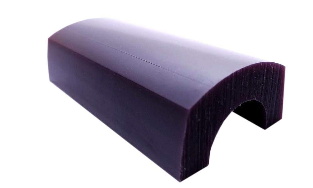 Matt Carving Wax CA-2698 Flat Top Tube 1-1//4 x 1-1//4 Green