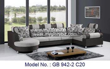 Ruang Tamu Sofa L Shape Set