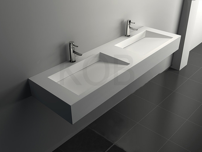 american cheap hand washing acrylic one piece bathroom