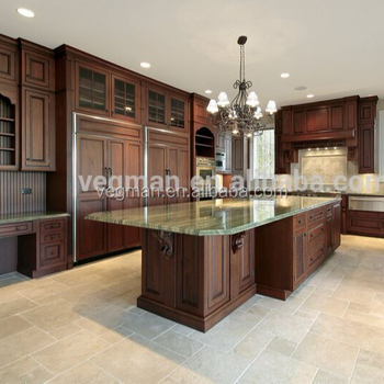 Kitchen Designed By High End Solid Wood