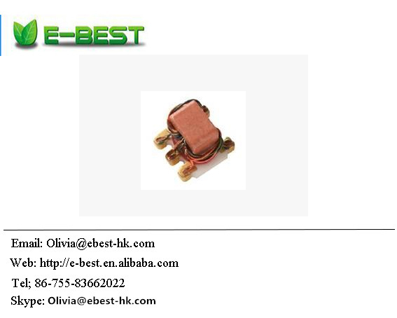 E-Series RF 1:4 Transmission Line Step-up Transformer 500 - 3000 MHz MABA-007236-C16423