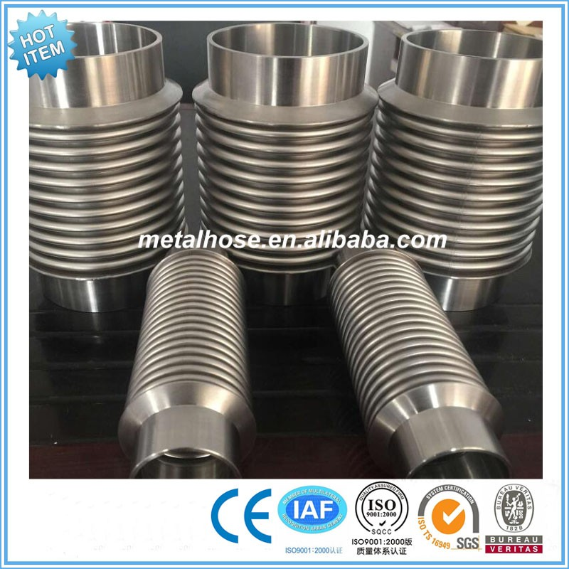 best price Stainless steel metal bellows China supplier