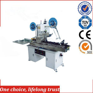 New TJ-61 High-speed magnetic stripe magnetic card encoding machine PVC magnetic stripe mounting machine