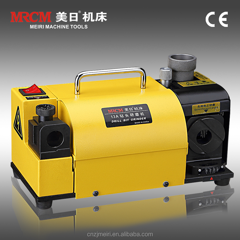 MR-13A drill bit grinder 90 degree