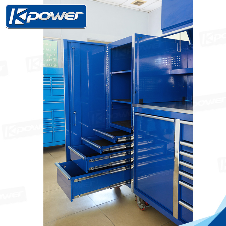 Ningbo Export Metal Garage Tool Cabinet With 13 Drawers