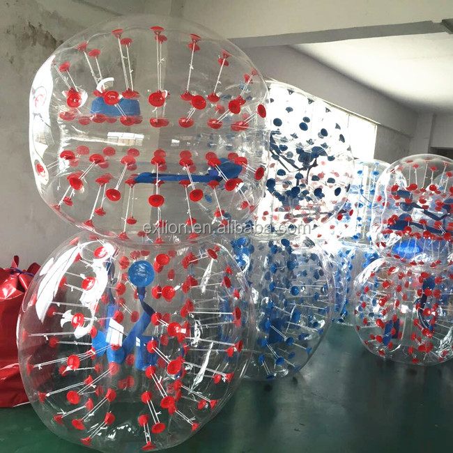 <strong>Human</strong> size soccer bubble ball, inflatable grass use bumper ball for kids and adults