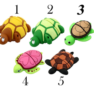 USB Flash Drive Tortoise Pen Drive 4GB 8GB 16GB 32GB 64GB 128GB Animal Turtle USB Flash Pendrive
