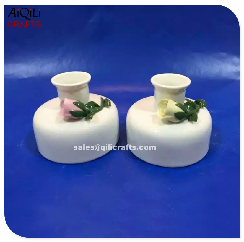 new design hot sale Home decor porcelain vase