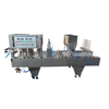 JOYGOAL mineral water cup filling and sealing machine for liquid paste