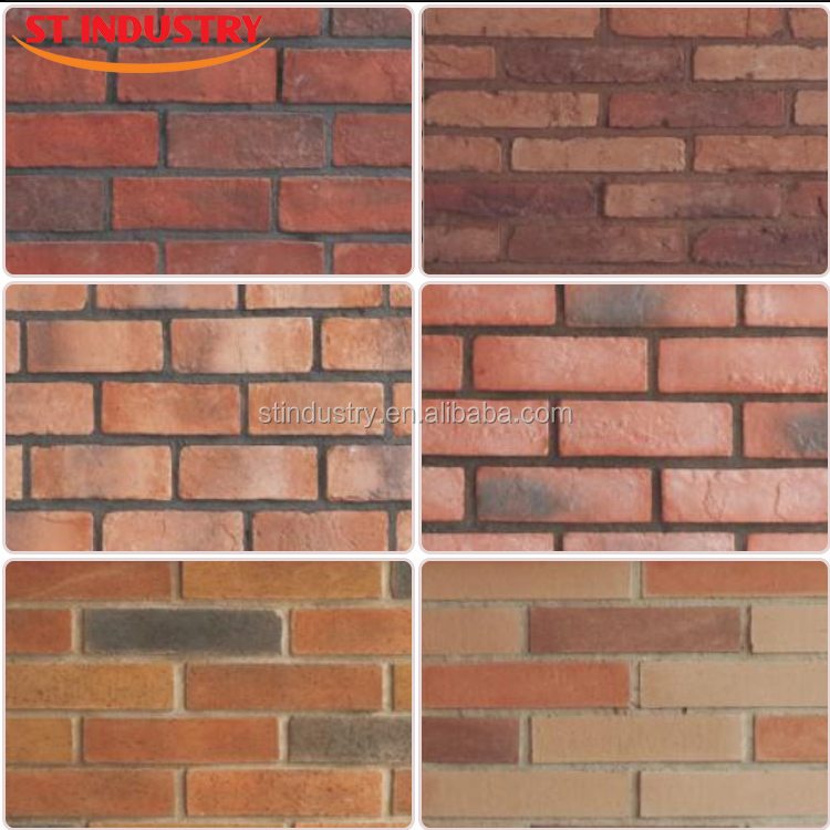 2016 China Shanghai Cheap Price Wall Faux Brick Cladding View Brick Cladding St Industry