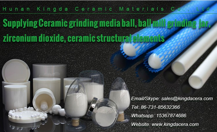 0.3mm YSZ zirconium dioxide grinding ball for ceramic digital inking
