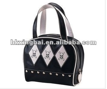 Bowling Ball Bags Retro Made Of Pu Leather Vintage Custom Golf Bag Product On Alibaba