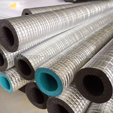 Various uses thermal insulation tube,air duct tube, split air conditioner copper tube