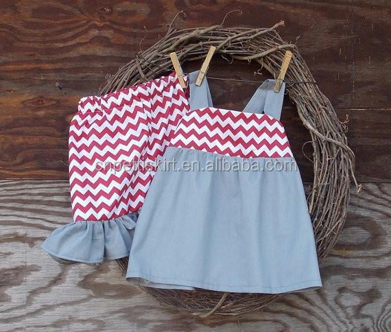 a303f05194c25d 2016 Hot koop nieuwe geboren baby kleding Amerikaanse stijl kinderen katoen  frocks ontwerp vlag kleding juli