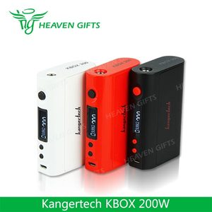 Heaven Gifts Wholesale 200W Kangertech KBOX box mods e cigs