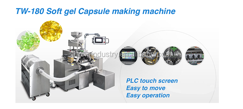 TW-180 China supplier top selling automatic pill capsule filling machine