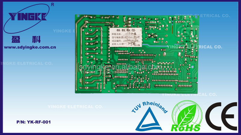 Freeze fresh eco refrigerator / fridge PCB circuit board