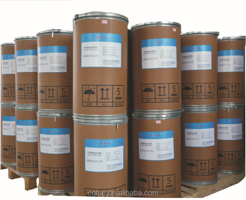 construction sealants, silicone paints & coating purpose MQ silicone <strong>resin</strong>