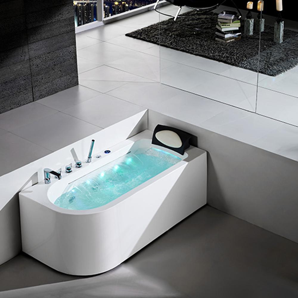 Hs-036 Bathtub Australia,Center Massage Bathtub Sanitary,Shallow Tub ...