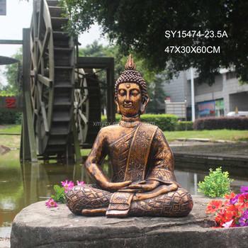 bouddha assis bronze tha landais statue de bouddha vendre buy statue de bouddha tha landais