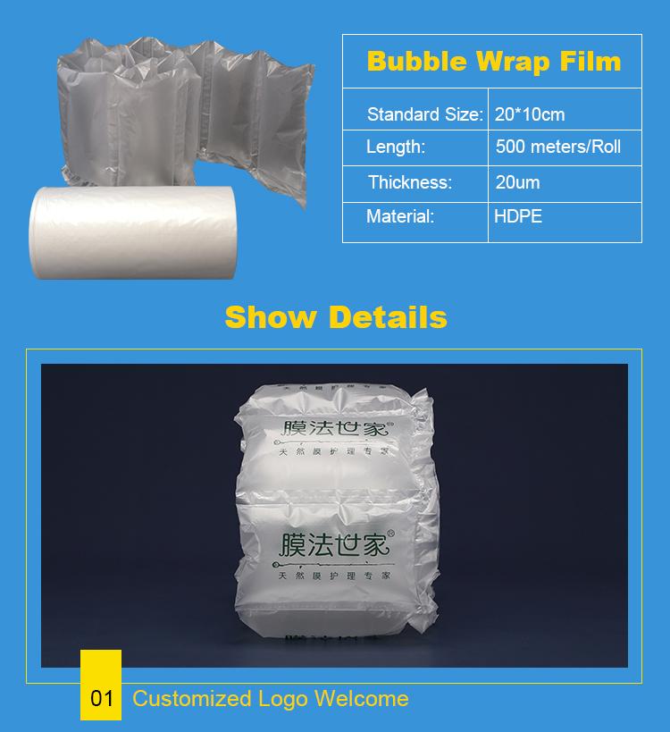 Manufacturer'S Price Air Bubble Pillow Air Bubble Sheet