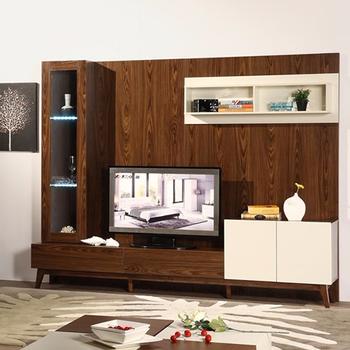 Chinese Furniture Living Room Design Modern I Shaped Tv Cabinet