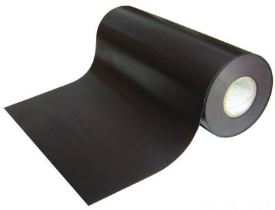 PVC flexible rubber soft neodymium magnets