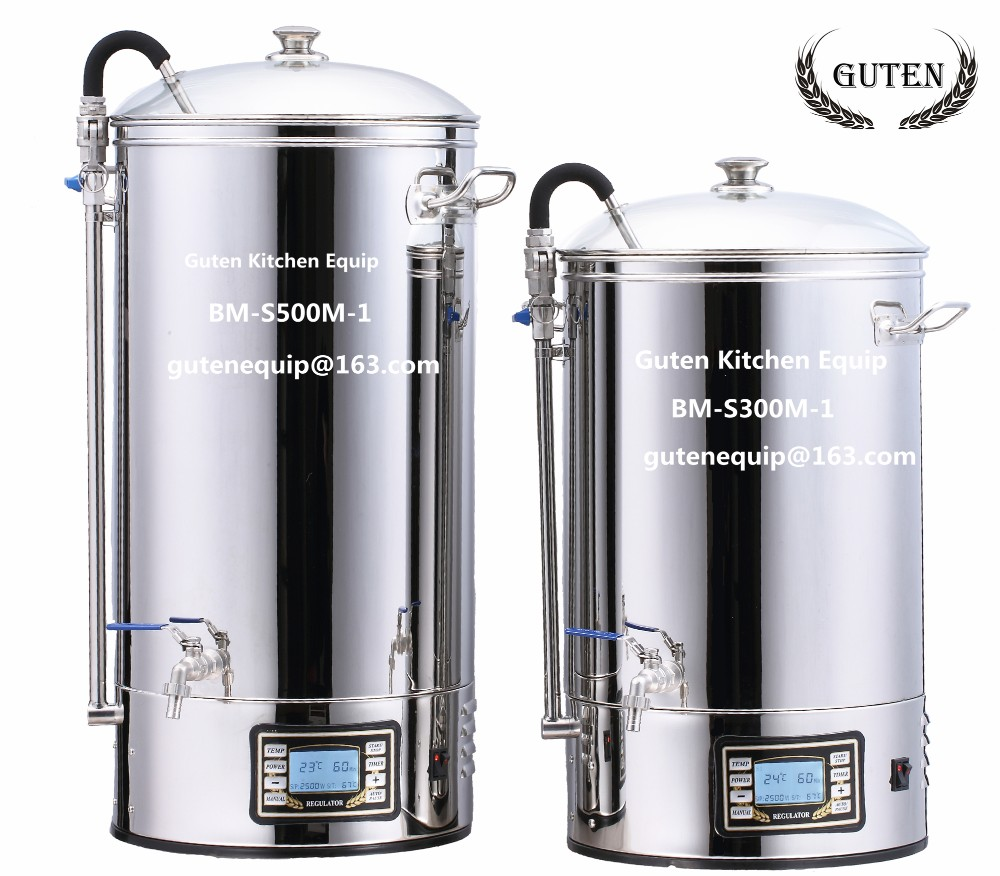 50L HOMEBREW BEER MAACHINE / BREW POT / BREWING SYSTEM / CUSTOMIZED BEER/ BARRIL PARA CERVEZA