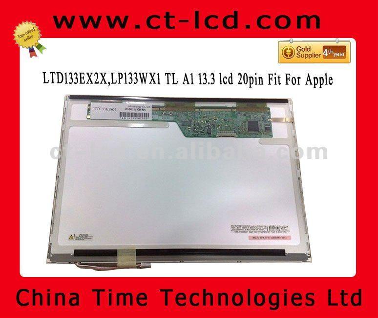 "NEW DISPLAY FOR LTD133EX2X 13.3/"" WXGA GLOSSY LAPTOP LCD SCREEN"