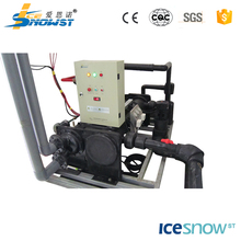 2017 summer new coming block ice plant machine cost price