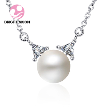 Cat necklace design freshwater pearl pendant mounting for women 925 cat necklace design freshwater pearl pendant mounting for women 925 sterling silver natural pearl jewelry charm aloadofball Image collections