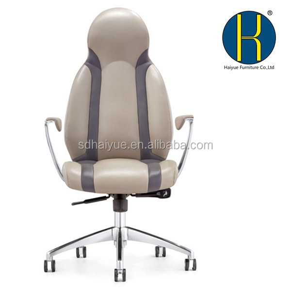 Multifunctional popular high back leather swivel executive office chair, racing style office chair