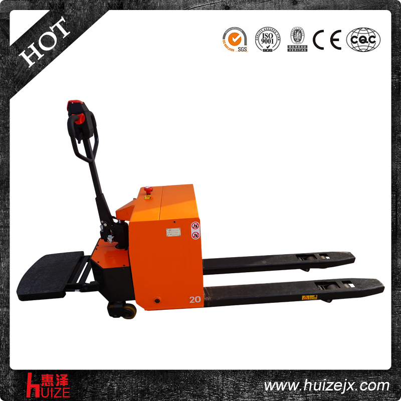 Factory Customized Hand Brake Pallet Truck With Different Dimensions