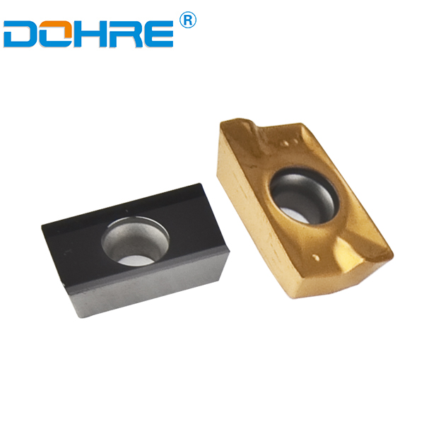 DOHRE High Quality Solid Carbide Milling Inserts Round Type