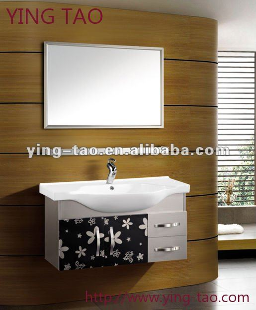 Bedroom Hanging Cabinet Design Stainless Steel All Mounted Washbasin  Cabinet Design - Buy Washbasin Cabinet Design,Wall Mounted Washbasin Cabinet,Bedroom  ...